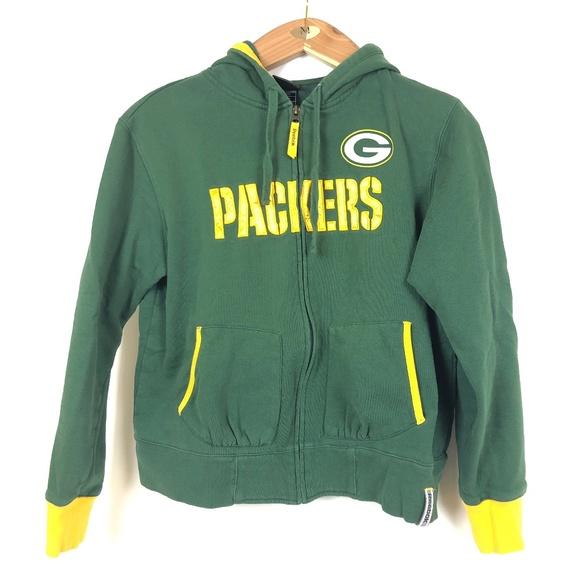 ee38c41d REEBOK NFL Women's Green Bay Packers Hoodie